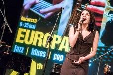 Caterina Comeglio, Bucharest International Jazz Competition 2013