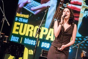 Caterina Comeglio, Bucharest International Jazz Competition 2013