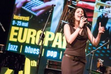Caterina Comeglio, Bucharest International Jazz Competition '13