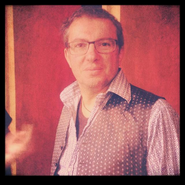 Paolo Stoppini, chitarra e armonica