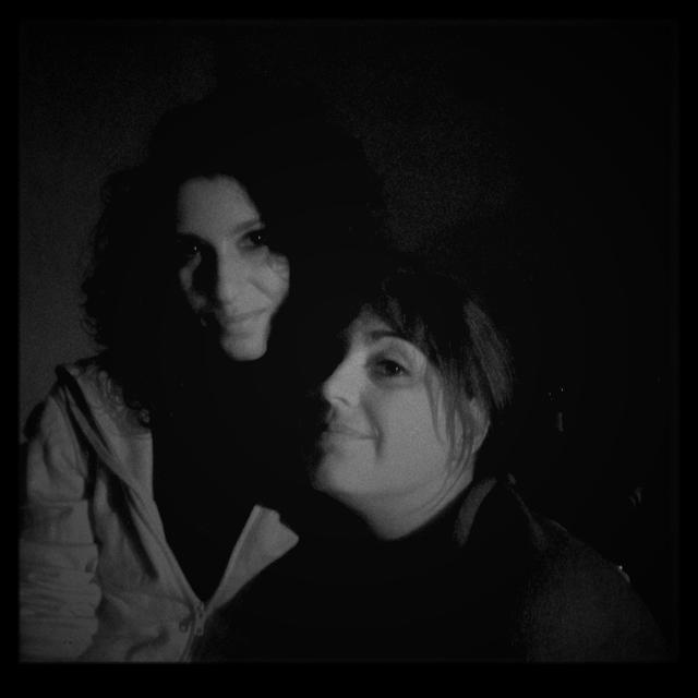 Caterina Comeglio ed Eleonora Travaglino, voce