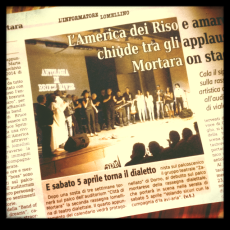 Articolo di Vittorio Testa