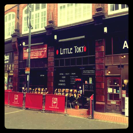 Little Tokio Leeds