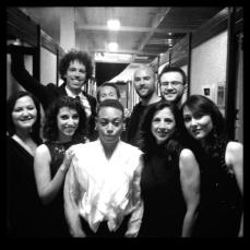Valentina, Caterina, Curtis, Max, Joy, Nicola, Paola, Stefano and Elena