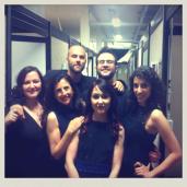 Valentina Comelli, Paola Milzani, Nicola Legati, Elena Biagioni, Stefano Damaro, Caterina Comeglio