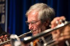 Emilio Soana, lead trumpet
