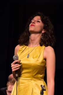 Caterina Comeglio, vocals