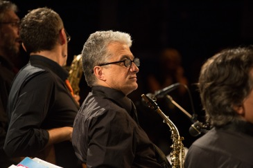 Gabriele Comeglio, band leader