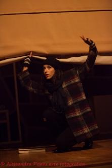Andrea, la cinica cantante jazz (Caterina Comeglio)