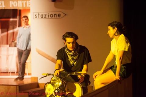 """""""Io voglio farti capire che il mio viaggio e' reale"""" Diego (Andrea Zucchelli)"""