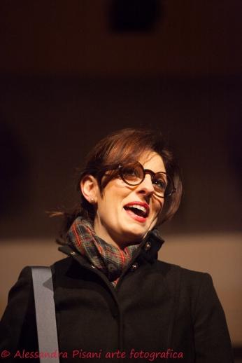 Iride, l'insegnante romantica che guarda il soffitto (Ivana Timpanaro)