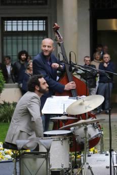 Emanuele Serra e Raffele Romano, Bergamo 2017 (Photo by Giancarlo Brunelli)