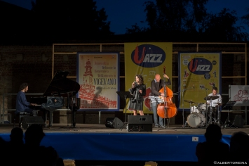 A Vigavano Jazz Festival 2016 (Photo by Alberto Reina)